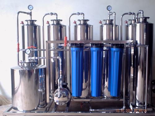 Công nghệ và thiết bị lọc độc tố rượu, tăng tuổi rượu
