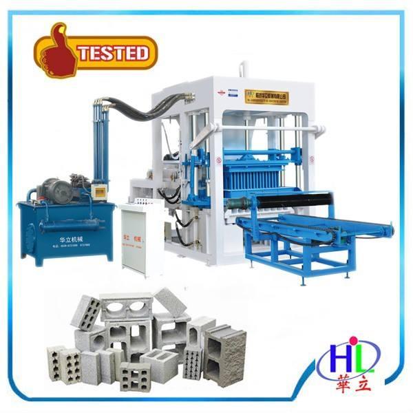 Thiết bị sản xuất gạch xi măng cốt liệu