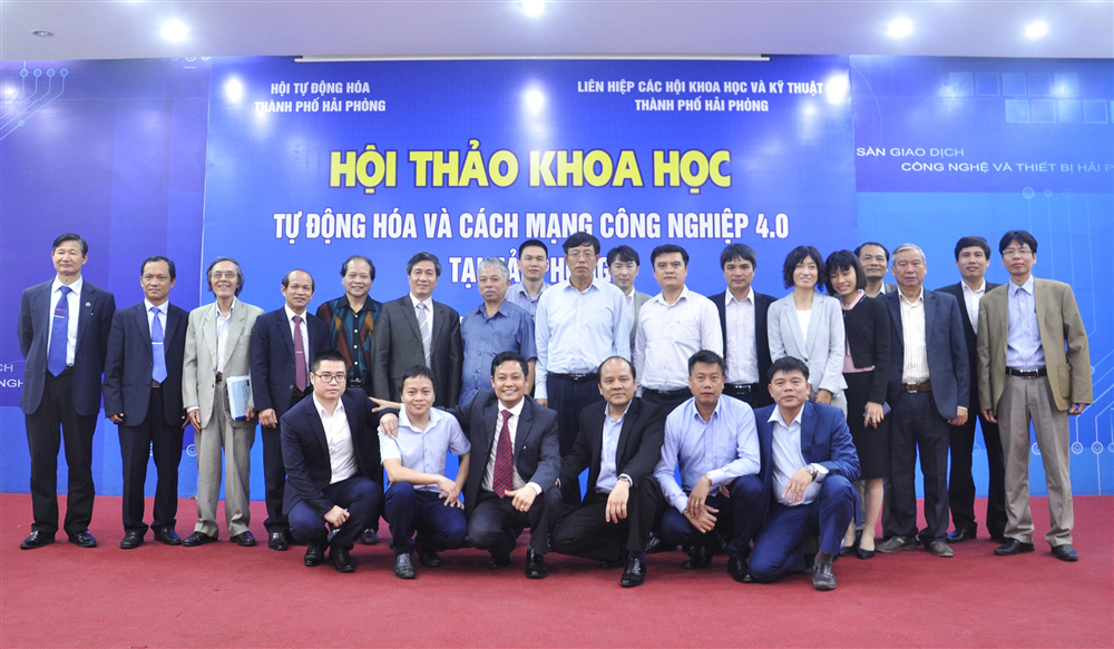 Hội thảo tự động hóa và cách mạng công nghiệp 4.0 tại Hải Phòng